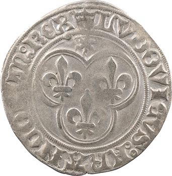 Louis XI, blanc au soleil, Châlons-en-Champagne