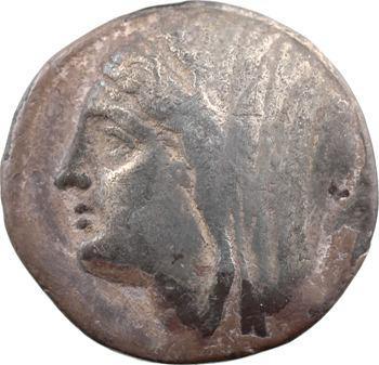 Sicile, Syracuse, Philistis, 16 litrai, 275-216 av. J.-C.