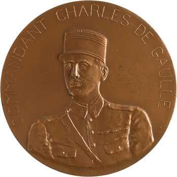 Liban, le commandant Charle de Gaulle à Beyrouth, par Lay, 1929-1931 (1978) Paris