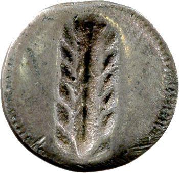 Lucanie, Métaponte, drachme, 550-450 av. J.-C.