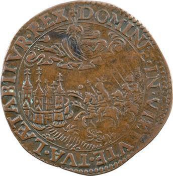 Pays-Bas méridionaux, Hainaut, reddition d'Anvers, 1585