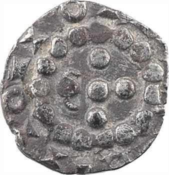 Aquitaine, Bourges ou sa région, denier, c.700-750