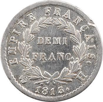 Premier Empire, demi-franc Empire, 1813 La Rochelle