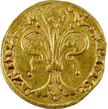 Orange (principauté d'), Raimond IV, florin d'or