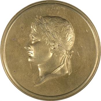 Premier Empire, coin de droit pour médaille Napoléon Ier, s.d. (moderne)