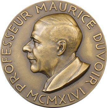 Médecine, docteur Maurice Duvoir par Rispal, 1946