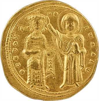 Romain III, histamenon nomisma, Constantinople, 1028-1034