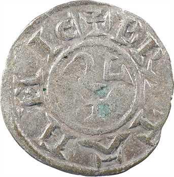Bretagne (duché de), Conan IV, denier, s.d
