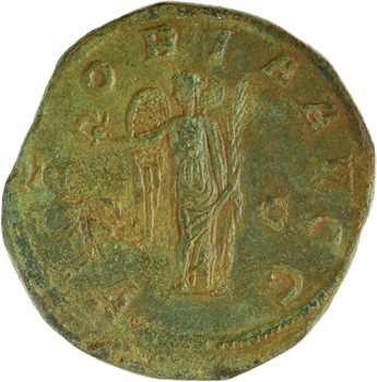 Pupien, sesterce, Rome, 238