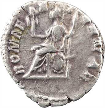Albin César, denier, Rome, 193-195