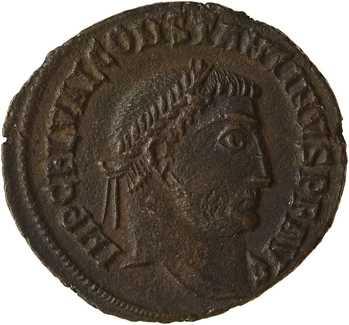 Constantin Ier, follis, Alexandrie, 315