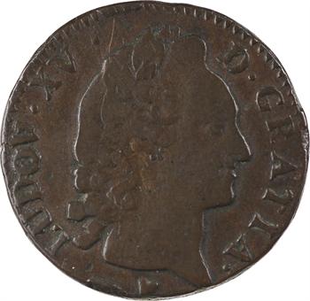 Louis XV, sol d'Aix, 1766 Aix-en-Provence