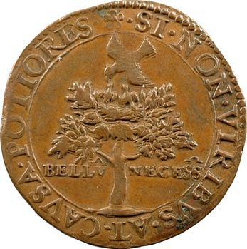 Pays-Bas, triomphe d'Élisabeth, 1589