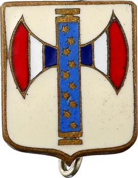IIe Guerre Mondiale, insigne, francisque, s.d. Paris
