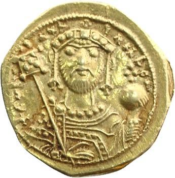 Constantin IX, tetarteron nomisma, Constantinople, 1042-1055