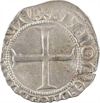 Bretagne (duché de), Jean V, blanc aux neuf mouchetures, s.d. (c.1399-1411) Vannes