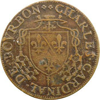 Charles, Cardinal de Bourbon, futur Charles X, roi de la Ligue, s.d