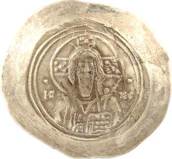 Michel VII, histamenon nomisma (scyphate), Constantinople, 1071-1078