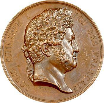 Louis-Philippe Ier, visite de la Reine Hortense à la Monnaie de Paris, 1832 Paris
