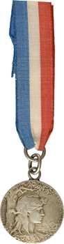 Chaplain (J.-C.) : Exposition universelle internationale, médaille des collaborateurs, 1900 Paris