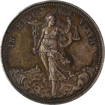 Second Empire, Liberté du courtage, par Bonnet, 1866 Paris