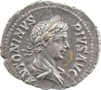 Caracalla, denier, Rome, 204