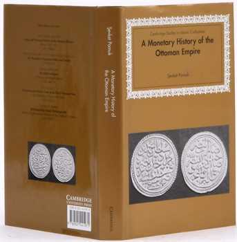 Pamuk (S.), A Monetary History of the Ottoman Empire, coll. Cambridge Studies in Islamic Civilization, Cambridge 2000