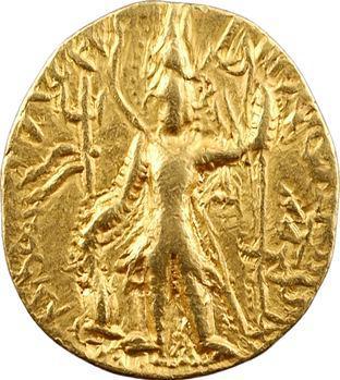 Royaume des Koushans, Vasu Deva II, statère c.290-310
