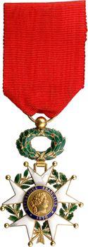France, IIIe République, Légion d'Honneur, étoile d'Officier en or