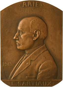 IIIe République, Eugène Sartiaux et l'AAIE, par Maurice Bouval, 1913