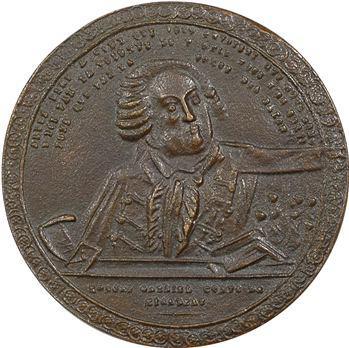 Constitution, Mirabeau, fonte de bronze, s.d