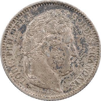 Louis-Philippe Ier, 2 francs, 1842 Lille