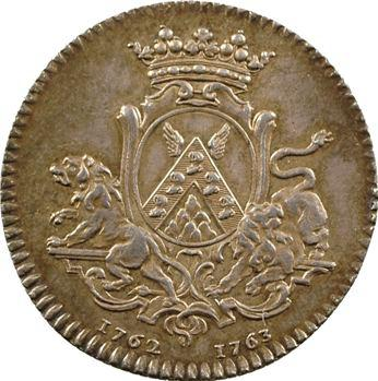 Bretagne, Nantes (mairie de), Léonard Joubert du Collet, maire, 1762-1763