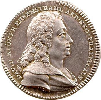 Suède, David Klöker, portraitiste, s.d. (après 1698)