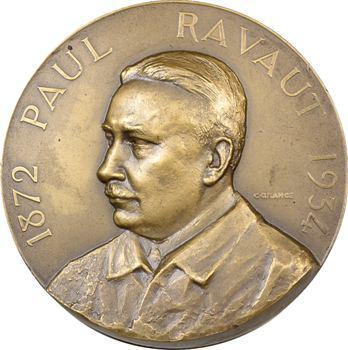 Médecine, docteur Paul Ravaut par Grange, 1934