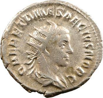 Hérennius Etruscus, antoninien, Rome, 250