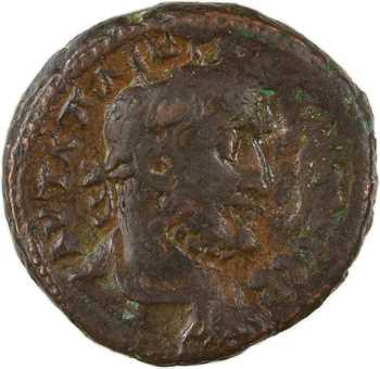 Égypte, Gallien, tétradrachme, Alexandrie, An 11