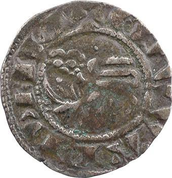 Aquitaine (duché d'), Édouard Ier, denier au léopard