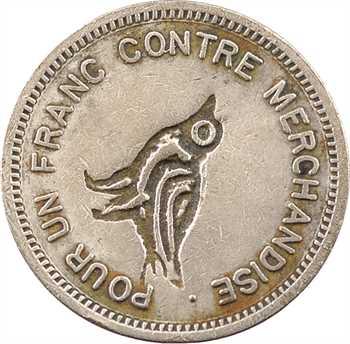 Syrie, Compagnie de la menthe, bon pour un franc, s.d