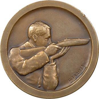Fraisse (F.) : prix de tir offert par le savon Gibbs, s.d. Paris