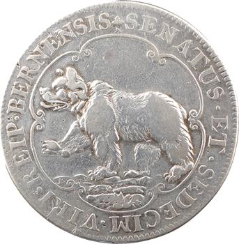 Suisse, Berne, le Sénat et la ville de Berne, par H. J. Burckhard, 1706