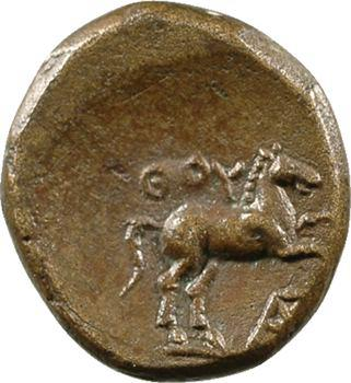 Lucanie, bronze, Thurium, c.280 av. J.-C.