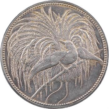 [Océanie] Nouvelle-Guinée (domination allemande), Guillaume II, 5 marks, 1894 Berlin
