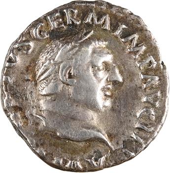 Vitellius, denier, Rome, avril-décembre 69