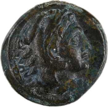 Macédoine, Alexandre le Grand, petit bronze, 336-323 av. J.-C