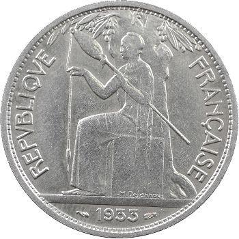 IIIe République, essai de 5 francs par Delannoy, 1933 Paris