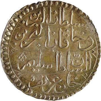 Tunisie, Sélim III, piastre, AH 1217 (1802) Tunis
