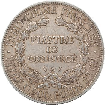 Indochine, 1 piastre, 1904 Paris