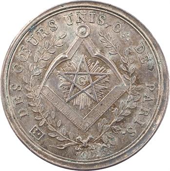 Orient de Paris, les Cœurs unis, 5811 [1811] Paris