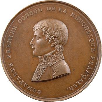 Consulat, la ville de Lille à Napoléon Bonaparte, par Auguste, An XI, 1803 Paris